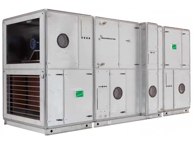 Вентиляционные установки Dantherm