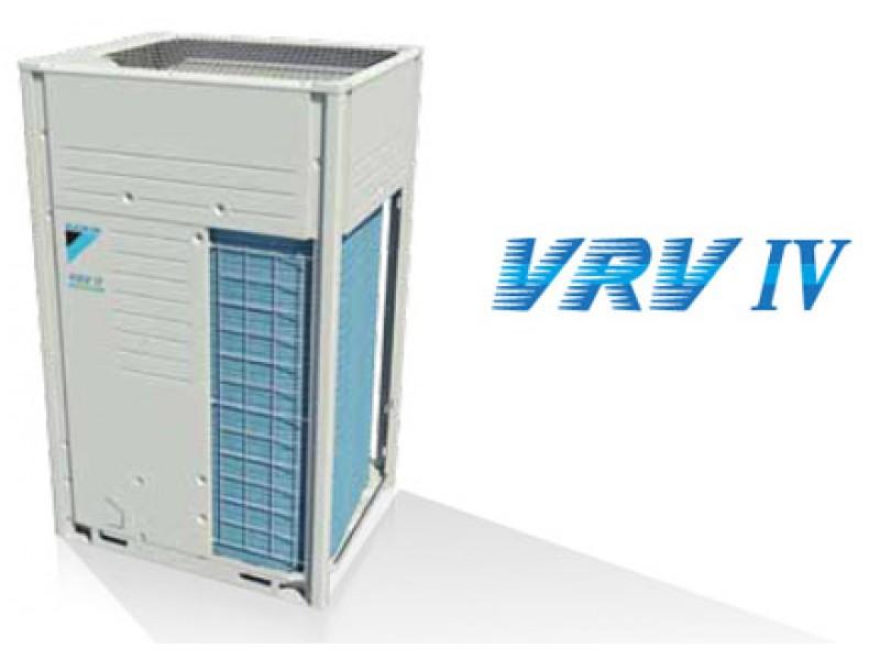 VRV IV - пресс-релиз новой системы VRV от Daikin