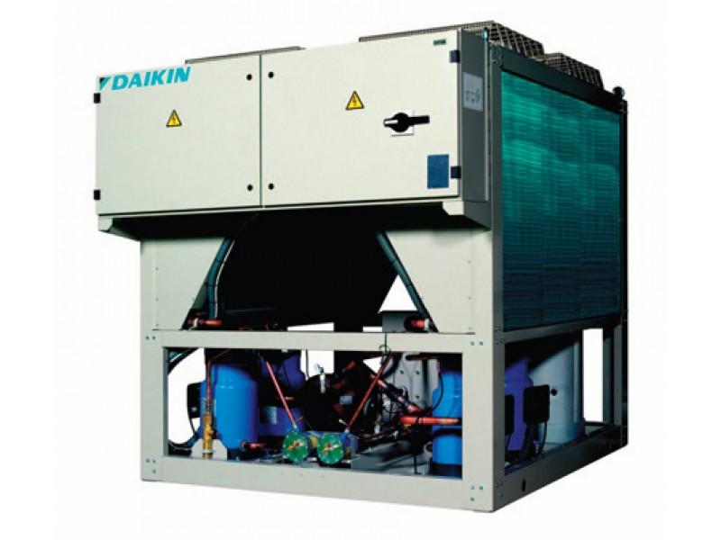 Чиллерные решения Daikin для винных заводов